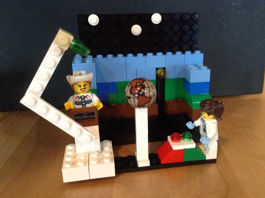 Lego - HGRG away day