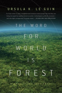 thewordforworldisforest